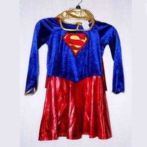 Supergirl Girls Costume s10
